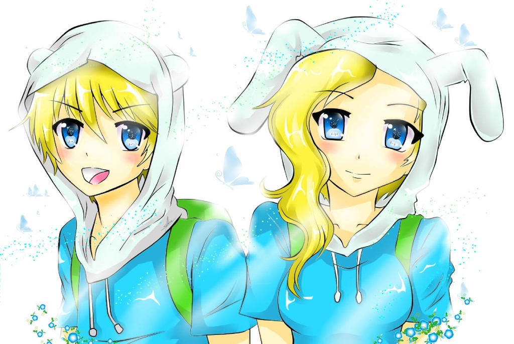 Fionna - Adventure Time With Finn and Jake Fan Art