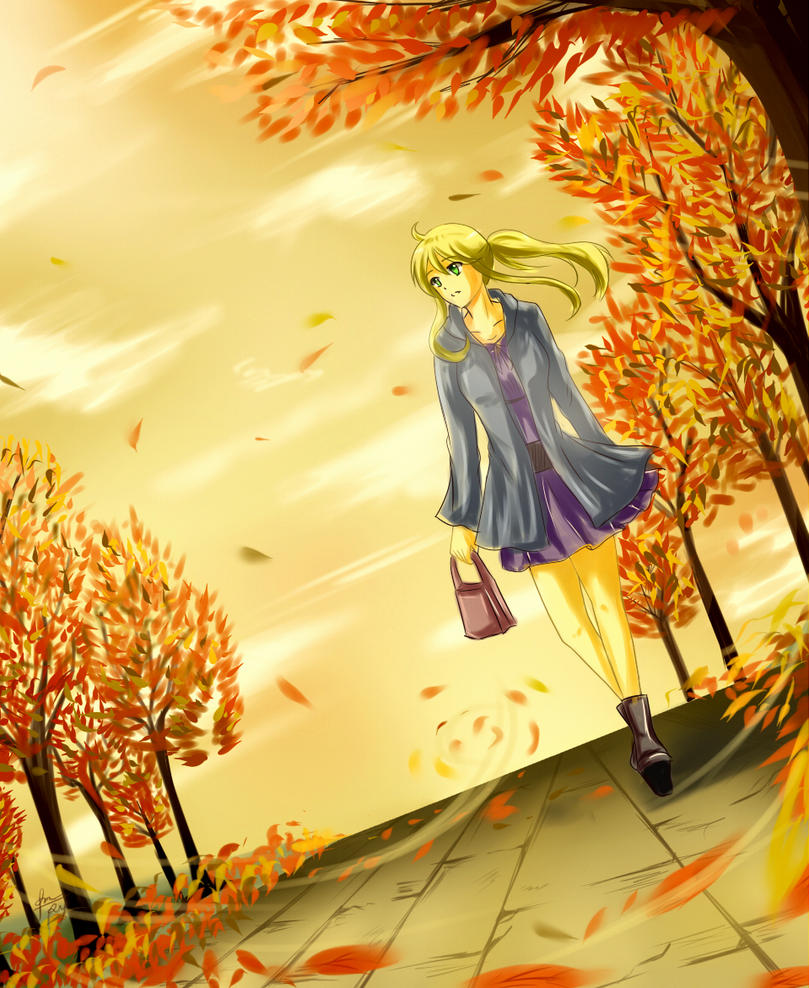 Autumn's Light by reese-yamawe