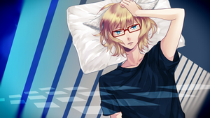 Original PV Illust: Daily Routine by mintymo