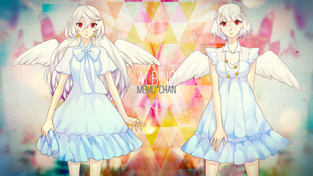 KCEDB2: memo*chan - Albino by mintymo