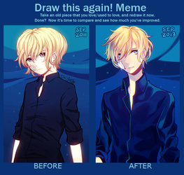 Draw This Again: Yun