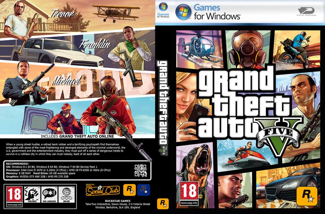 Grand Theft Auto IV PC Game Download - Download Free Full