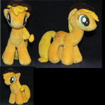 Apple Jack plushie #1