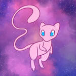 Mew by QueenSoulWing