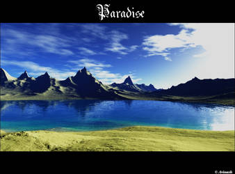 Paradise 2 by Avinash
