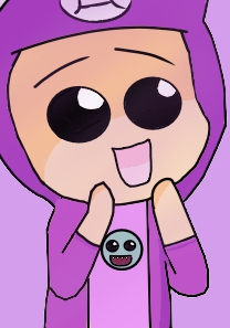 Flffy's Adventure time face by Hoovy-Time