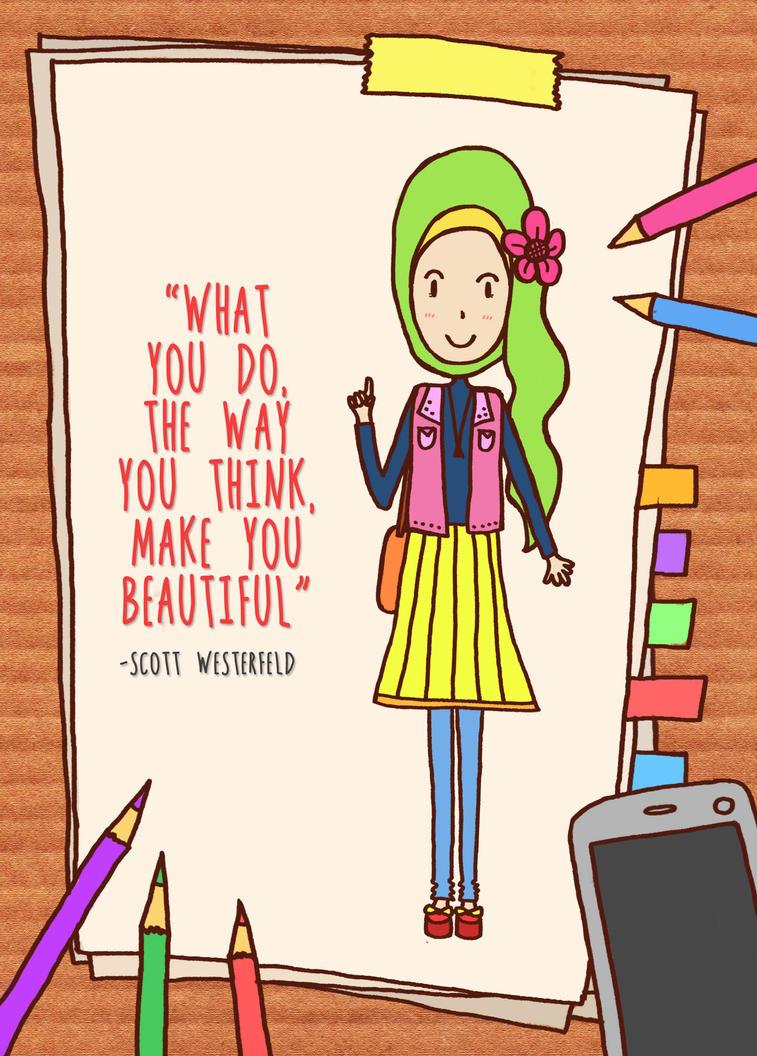 Make you beautiful by zahrotm