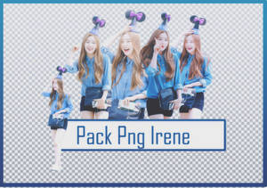 Pack Png Irene