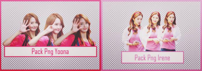 PACK PNG Yoona Irene #35