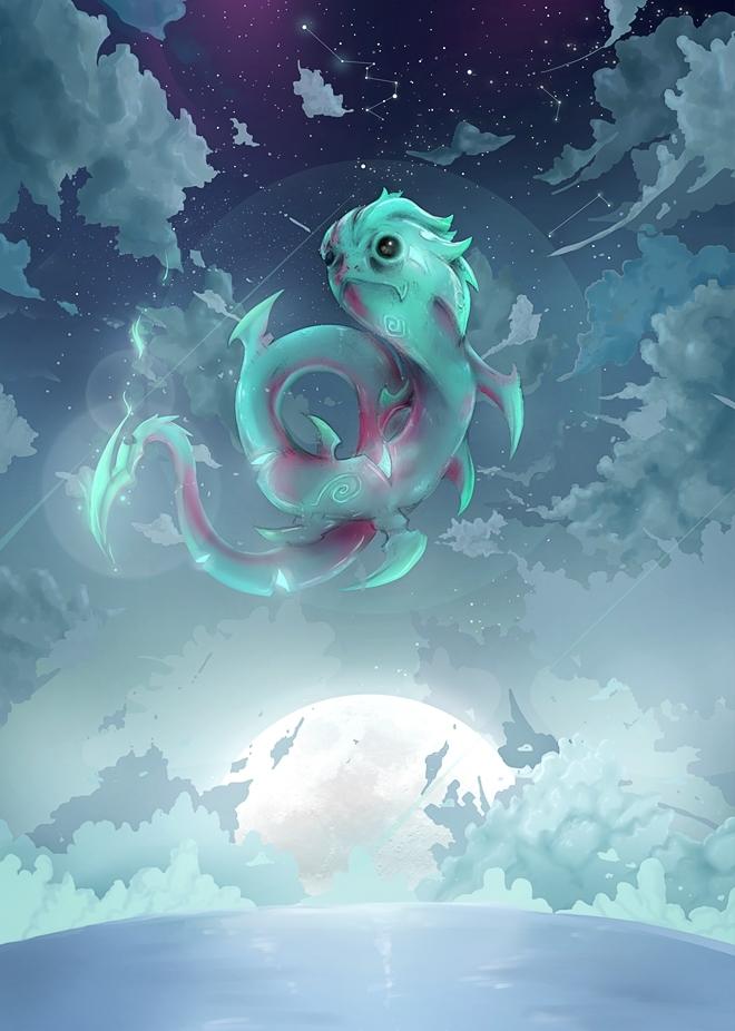 Sky Wanderer by sereni1
