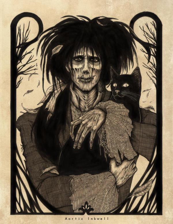 Billy Butcherson by Serrifth
