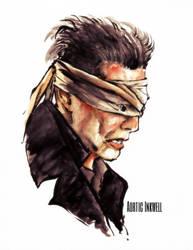 Blackstar Bowie by Serrifth
