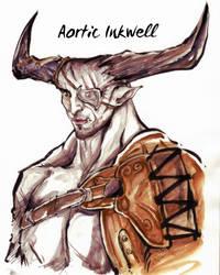 The Iron Bull by Serrifth