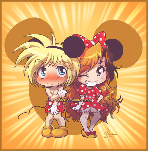 Displaying (20) Gallery Images For Chibi Mickey And Minnie... | 600 x 612 jpeg 103kB