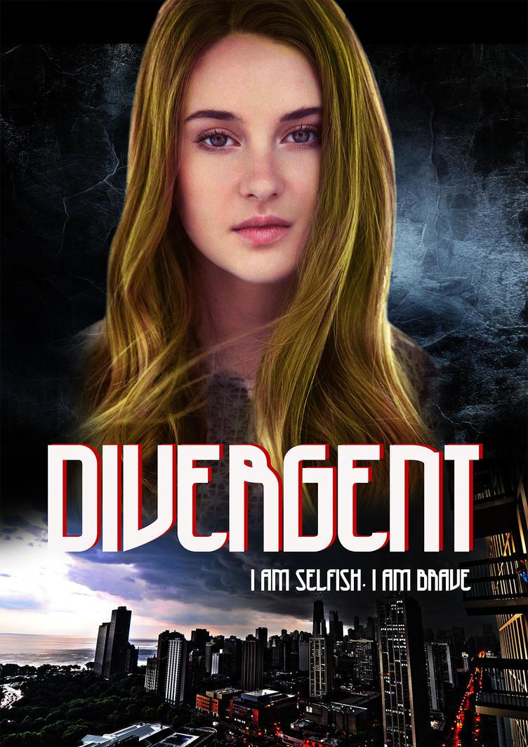 Divergent Tris poster by littlelulai on DeviantArt