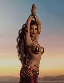Janyla The Belly Dancer