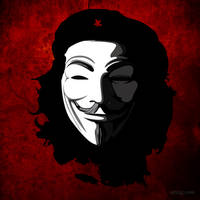 Fawkes Che by artcgix