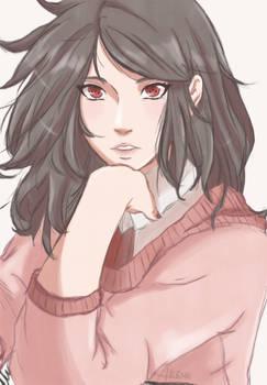 Uchiha princess