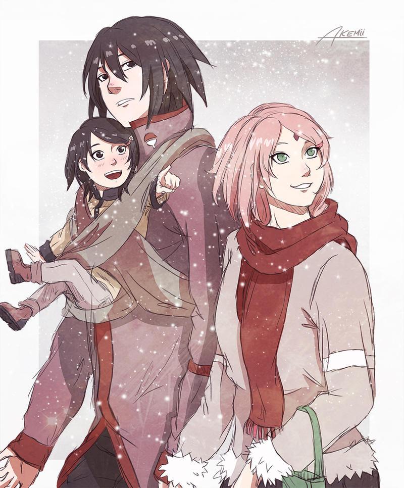 uchiha family christmas - photo #30