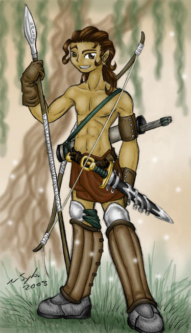 Orion the Hunter by SybLaTortue on DeviantArt  Orion the Hunte...
