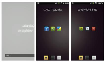 android setup for september