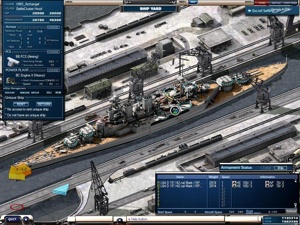 Desktop Screenshot: NavyField