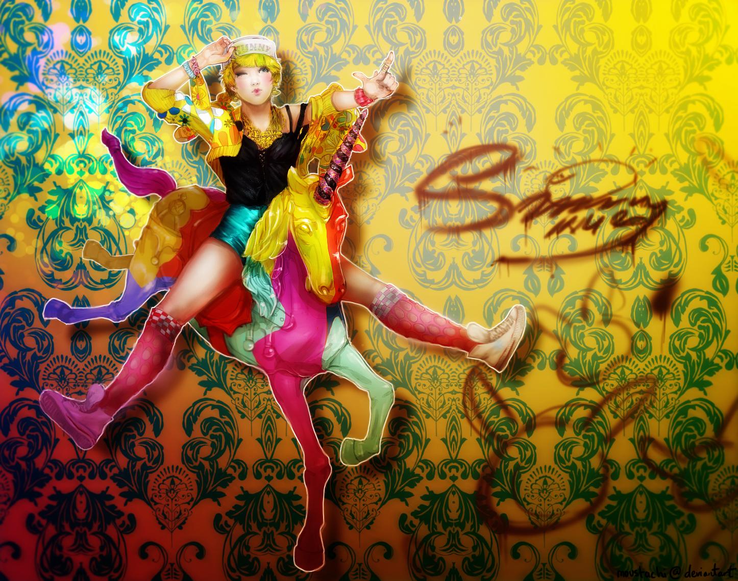 SNSD Sunny - I Got A Boy by Moustachi