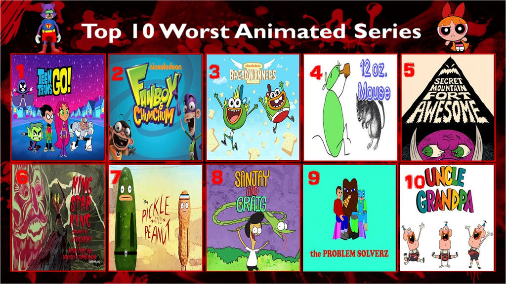 Image Result For Top Ten Movies