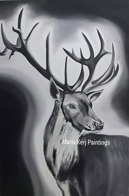 Deer by Kematian