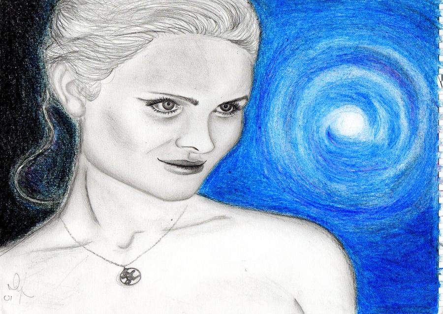 Emily Deschanel by Microferii