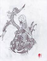Zodiac : Scorpio by YannTheMad