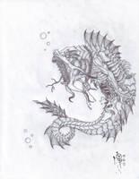 Zodiac : Pisces by YannTheMad