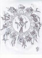 Zodiac : Horoscope by YannTheMad