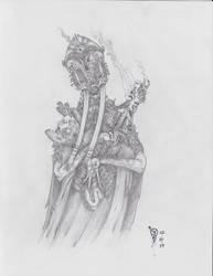 Index Inferneum : Clergy II by YannTheMad