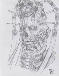 Index Inferneum : Hellish Aristocrat II by YannTheMad