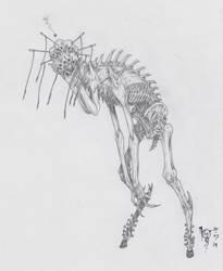Index Inferneum : Demon I by YannTheMad