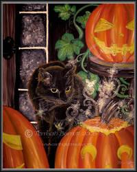 The Samhain Lantern by Terrauh