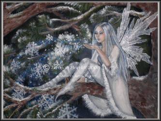 Snowflake Fairy by Terrauh