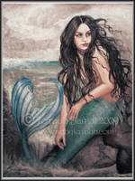 The Mermaid by Terrauh
