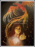 Summon the Phoenix by Terrauh