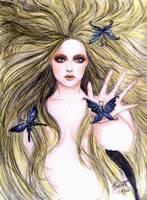 Butterfly Enchantress by Terrauh