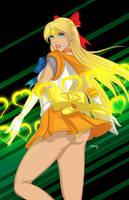 Sailor Venus All Grown Up by thek0n