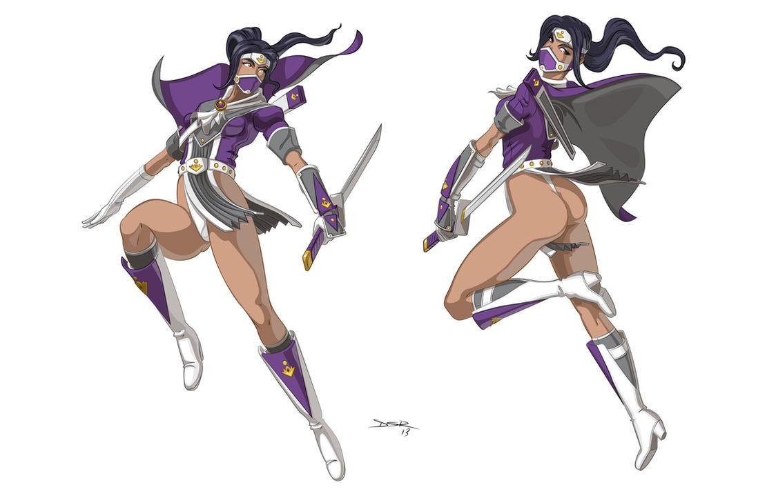 Create Your Own Ninja Girl - Dress Up Game Naruto Shippuden ...