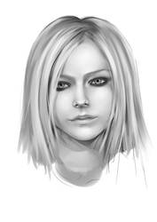 Avril by umigraphics