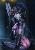 Widowmaker by umigraphics