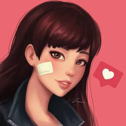 D.va by umigraphics