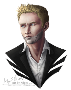 Wolfgang Experimental Bust