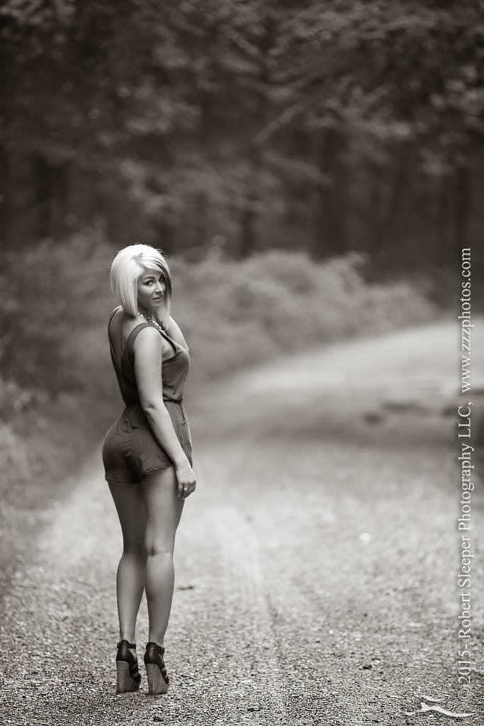 When I walk away... by RobertSleeper