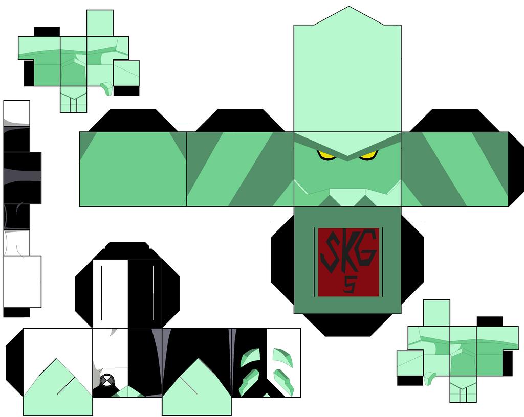 Diamondhead by superkamiguru5