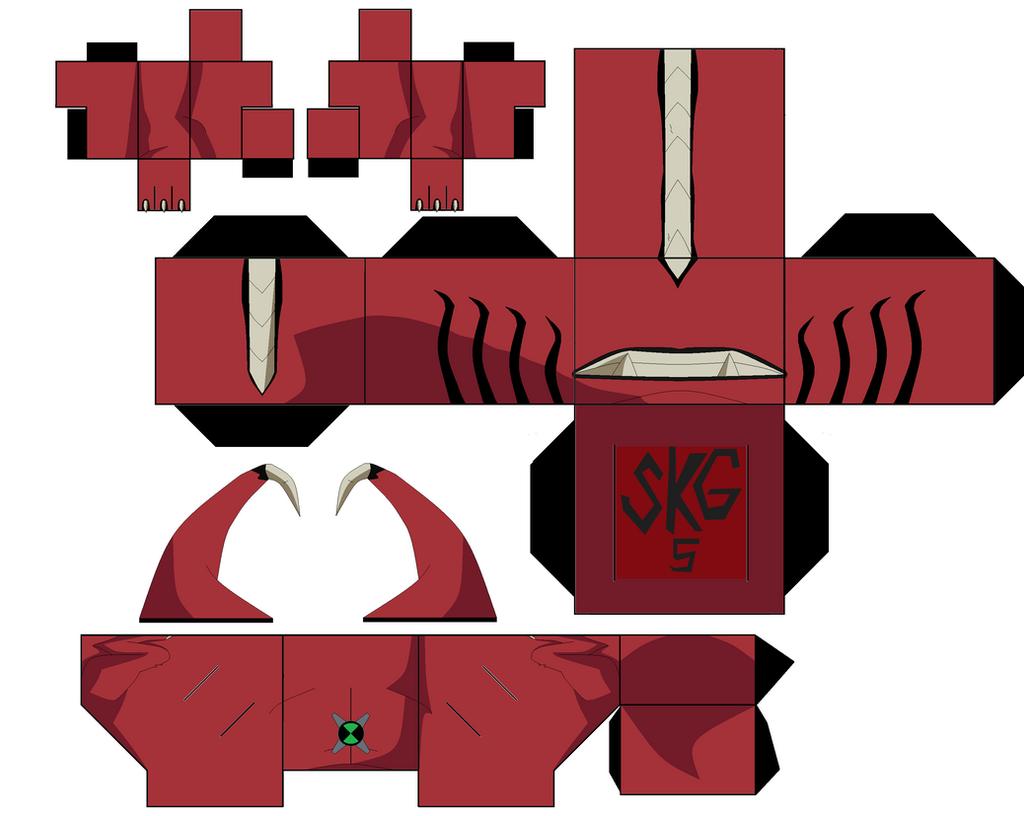 Ultimate Wildmutt by superkamiguru5